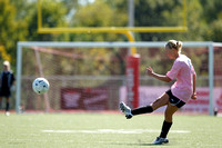 Women's Soccer vs. Baker University